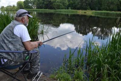 рыбалка поплавок