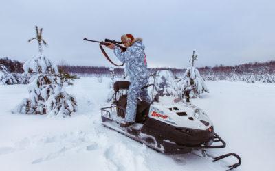 Ограничение использования снегоходов на охоте обсуждается в Самарской области.