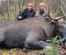 Охота на лося, как прошло открытие сезона