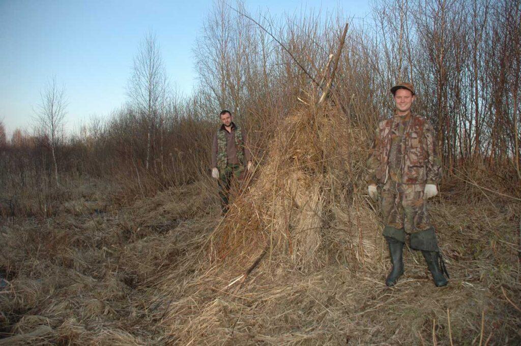Открываем весенний сезон охоты...