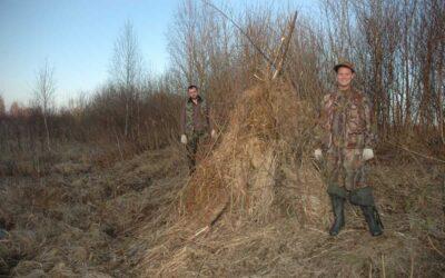 Открываем весенний сезон охоты…