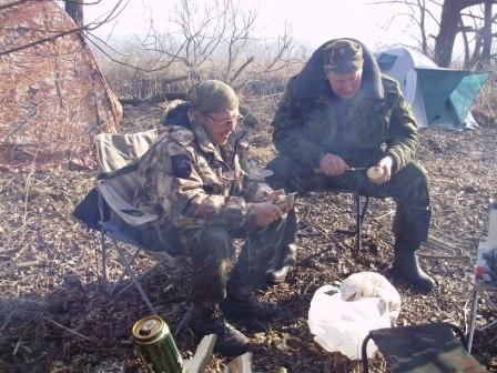 На охоту в Каширский район....