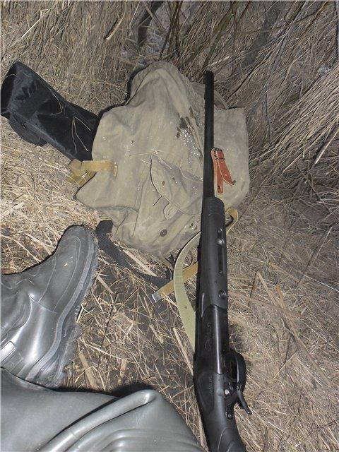 Охота в Тамбовской области...