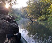 Наше первое открытие сезона охоты…